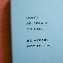 afraid-not-to-try