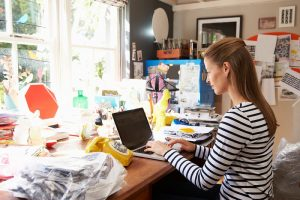 Working mum after maternity leave